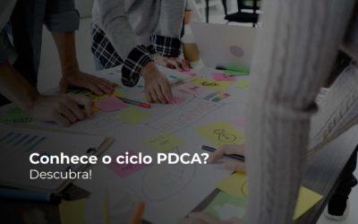 Conhece o ciclo PDCA?
